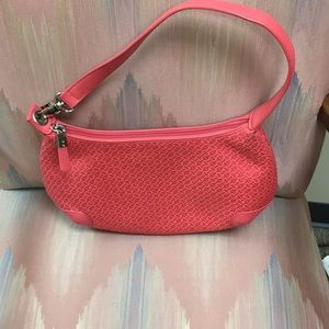 Talbots small pink purse - NWT